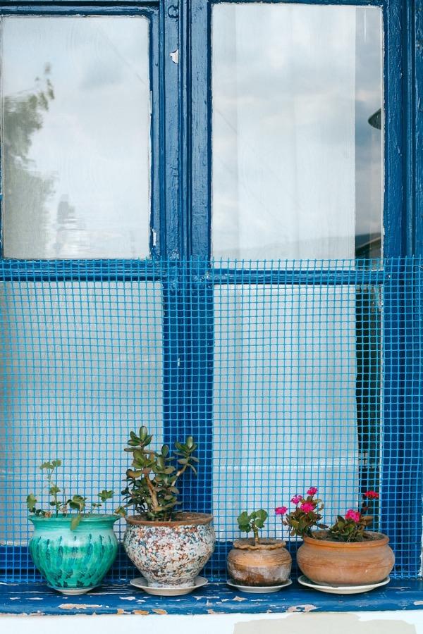Redes de proteção em janelas:
