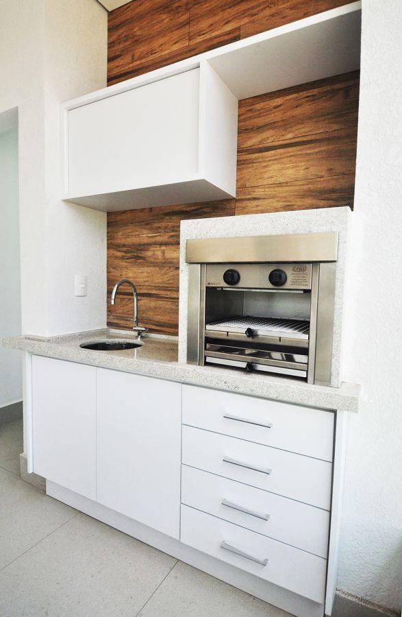 Armário planejado para pia de cozinha