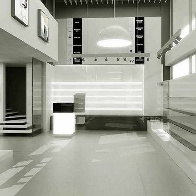 Construir um local comercial em um espaço vazio