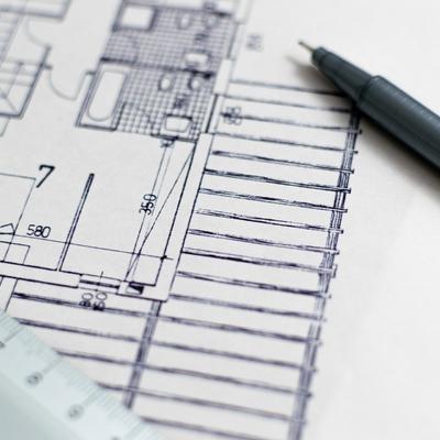 Elaborar um projeto para construção de um local comercial