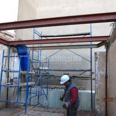Fazer estrutura de garagem