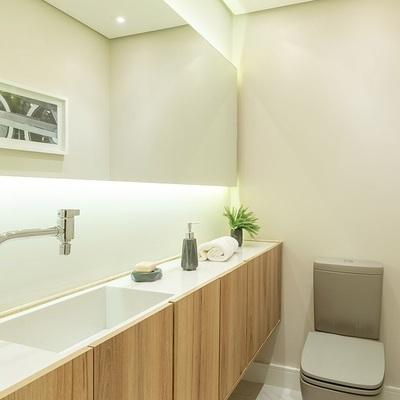 Fazer armário para banheiro