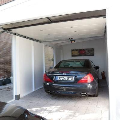 Fazer cobertura em garagem residencial