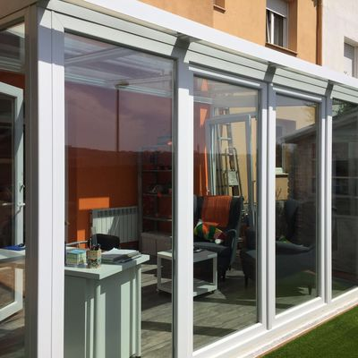 Fazer janela de PVC