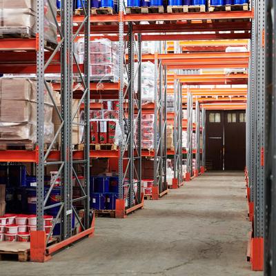Guarda-móveis para ambiente comercial