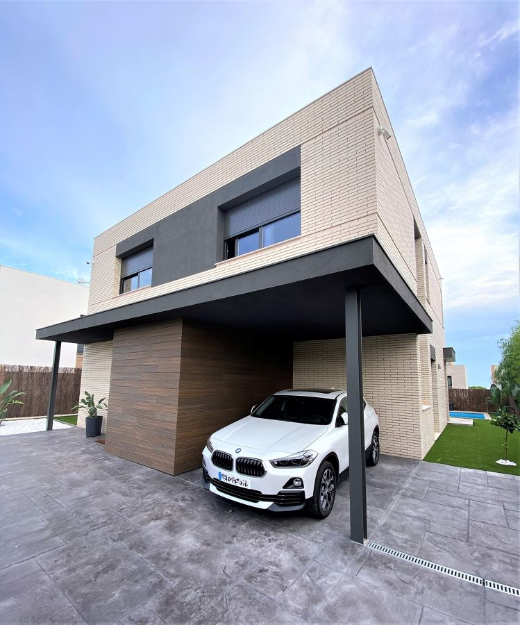 Construir garagem