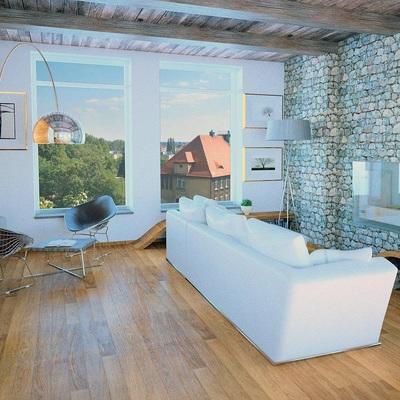 Instalação e reparo de pisos de madeira