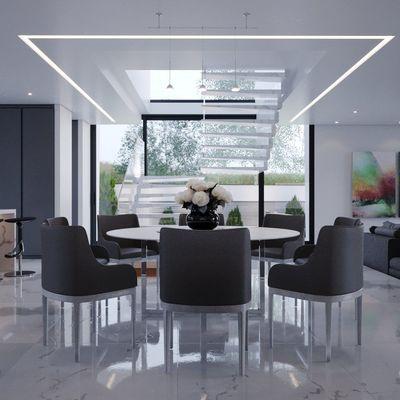 Instalar piso de granito na sala
