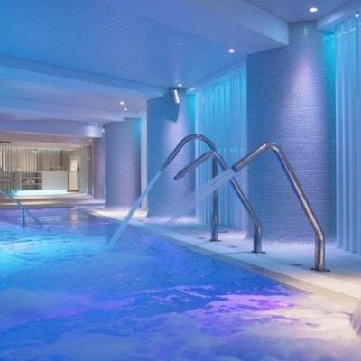 Instalar sistemas de aquecimento em piscinas