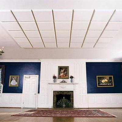 Isolamento acústico no teto / forro