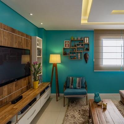 Pintura residencial ou comercial