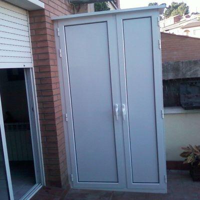 Portas de PVC: