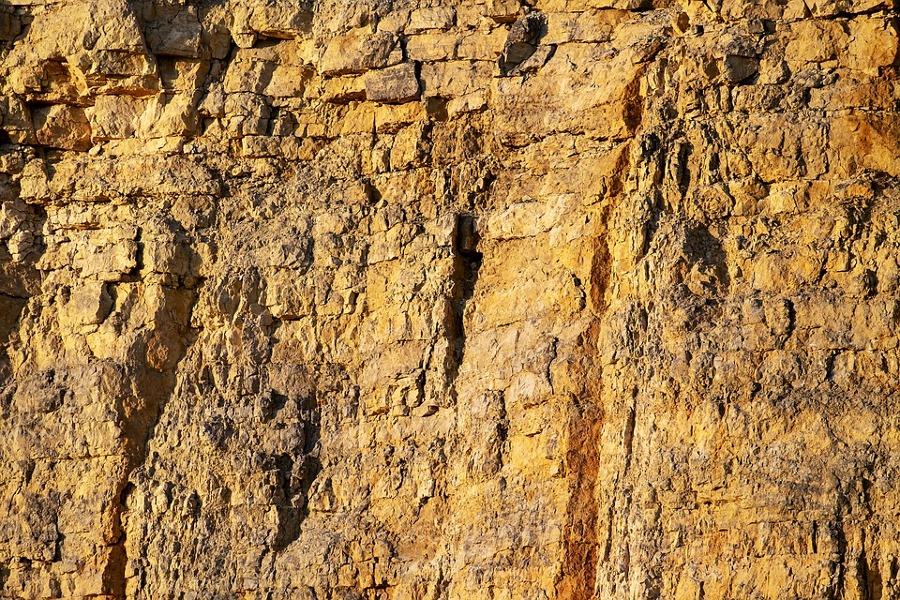 Solo calcário é menos sujeito à compactação