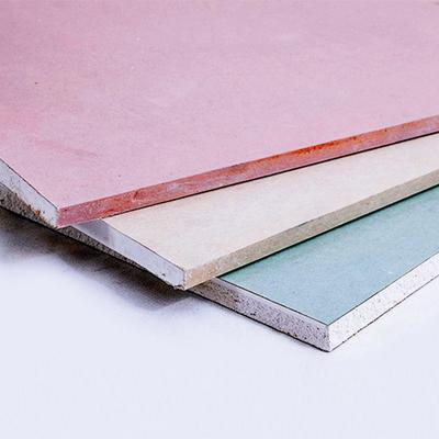Tipos de placas de drywall