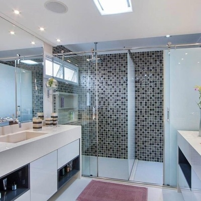 Trocar pisos e azulejos