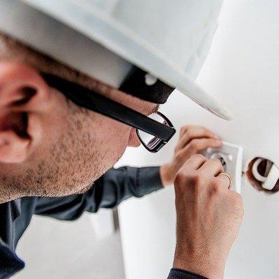 Instalação elétrica parcial residencial