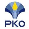 Logo PKO do Brasil