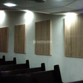 Marceneiros, isolamento acústico, Carpetes