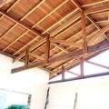 Construtores, contrução telhado, Pinturas