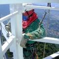 Trabalhos Verticais, inspeção vertical, on shore