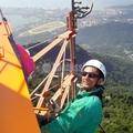 Trabalhos Verticais, off shore, inspeção vertical