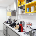 Cozinha do Apartamento em Pinheiros