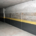 Área 1o. Sub solo / Garagem