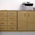 Armário para escritório horizontal