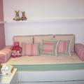 Arquitetura de Interiores - Dormitório de menina