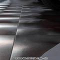Assentamento de piso com cortes especiais