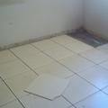 assentamento de piso