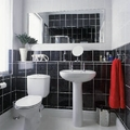 Banheiro com ceramica Eliane