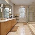 Banheiro e sala de banho