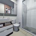 Banho Social Apartamento