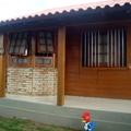 Casa de Madeira Nobre