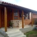Casa em Madeira Nobre