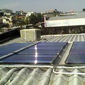 Coletores solar Academia Stamina