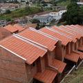 Colocação telhados em Condominio