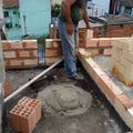 construção de casa desde a fundação