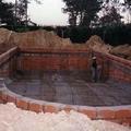 construçao de piscina