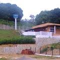 Construção de uma casa residencial.