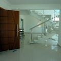 Construção interna sala