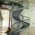 Corrimão para escadas caracol