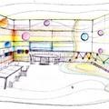 design de interiores  - Atelier de Pintura para crianças