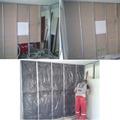 Dividir sala para fazer quarto - com isolamento acústico