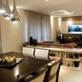 Panamby SP - Sala de Jantar e Estar