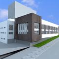 Edifício comercial em Santa Maria - RS