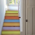 Pinturas em Escadas I