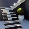 escadasde concreto com viga central