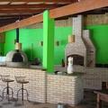 Espaço Gourmet Churrasqueira e Forno de Pizza